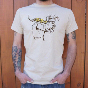 Hot Dog Dog T-Shirt | Short Sleeve Graphic Tee - The Updated Ones