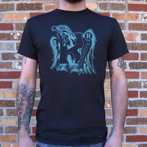 House Of Eagle T-Shirt | Men's Short Sleeve Graphic Shirts - The Updated Ones