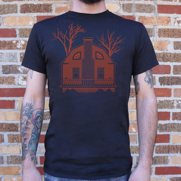 House Of Horrors T-Shirt | Short Sleeve Graphic Tee - The Updated Ones