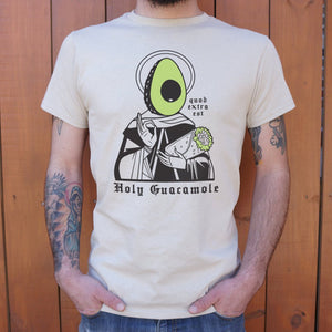 Holy Guacamole T-Shirt | Short Sleeve Graphic Tee - The Updated Ones