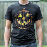 Jack O' Lantern T-Shirt | Short Sleeve Graphic Tee - The Updated Ones