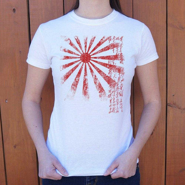 Japan T-Shirt | Women's Short Sleeve Top - The Updated Ones