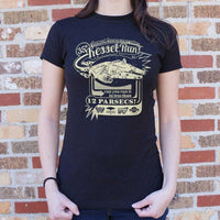Kessel Run Commemorative T-Shirt | Women's Short Sleeve Top - The Updated Ones