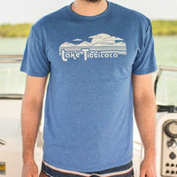 Lake Titticaca T-Shirt | Short Sleeve Graphic Tee - The Updated Ones