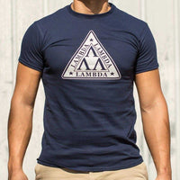 Lambda Lambda Lambda T-Shirt | Short Sleeve Graphic Tee - The Updated Ones