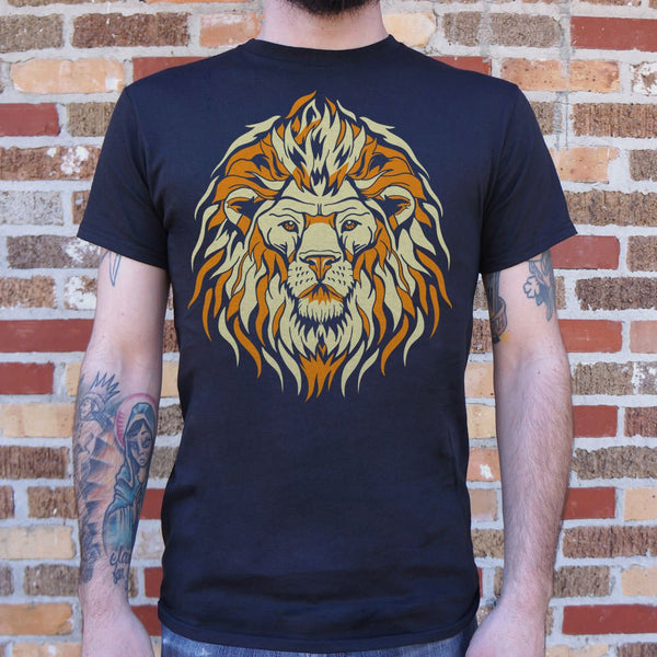 Lion Spirit T-Shirt | Short Sleeve Graphic Tee - The Updated Ones