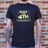 May The Fourth Be With You T-Shirt | Short Sleeve Graphic Tee - The Updated Ones