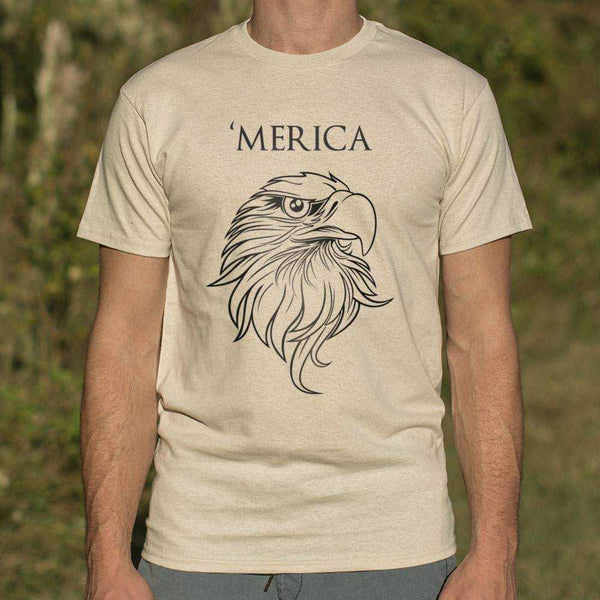 Merica T-Shirt | Short Sleeve Graphic Tee - The Updated Ones