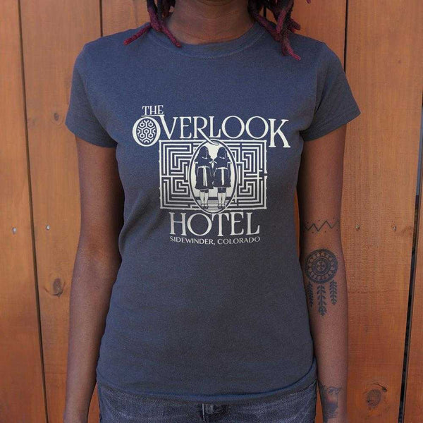 Overlook Hotel Sidewinder Colorado T-Shirt | Women's Short Sleeve Top - The Updated Ones