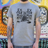 Paint Exterminate T-Shirt | Short Sleeve Graphic Tee - The Updated Ones