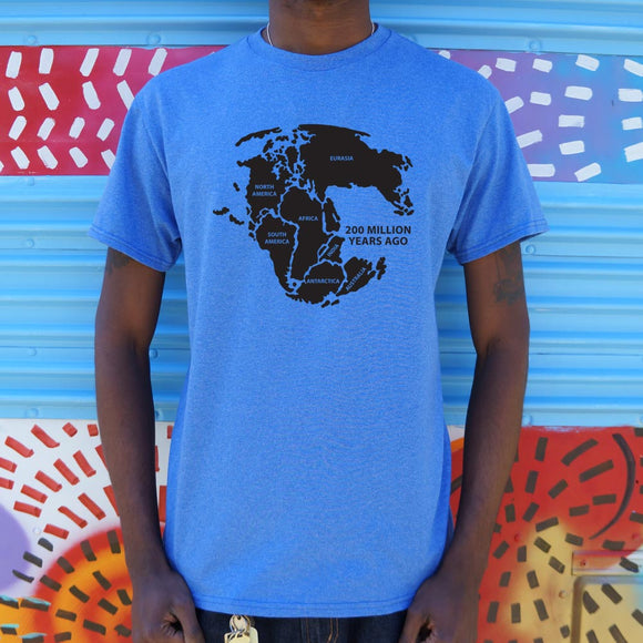 Pangea T-Shirt | Short Sleeve Graphic Tee - The Updated Ones