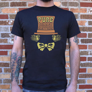 Pure Imagination T-Shirt | Short Sleeve Graphic Tee - The Updated Ones