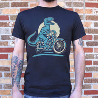 Raptor Cycle T-Shirt | Short Sleeve Graphic Tee - The Updated Ones