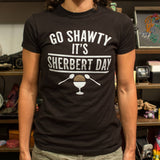 Sherbert Day T-Shirt | Short Sleeve Female Top - The Updated Ones