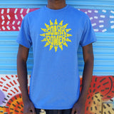 Solar Power T-Shirt | Short Sleeve Graphic Tee - The Updated Ones