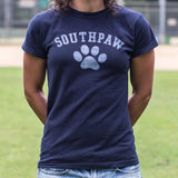 Southpaw T-Shirt | Short Sleeve Female Top - The Updated Ones