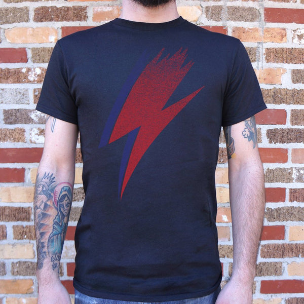 Star Bolt Tribute T-Shirt | Short Sleeve Graphic Tee - The Updated Ones