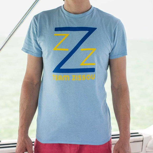 Team Zissou T-Shirt | Short Sleeve Graphic Tee - The Updated Ones