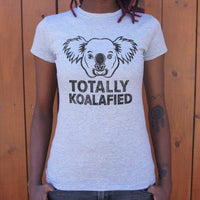Totally Koalafied T-Shirt | Women's Short Sleeve Top - The Updated Ones