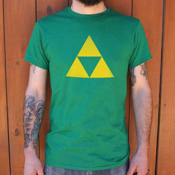 Triforce T-Shirt | Short Sleeve Graphic Tee - The Updated Ones