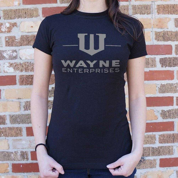 Wayne Enterprises T-Shirt | Women's Short Sleeve Top - The Updated Ones