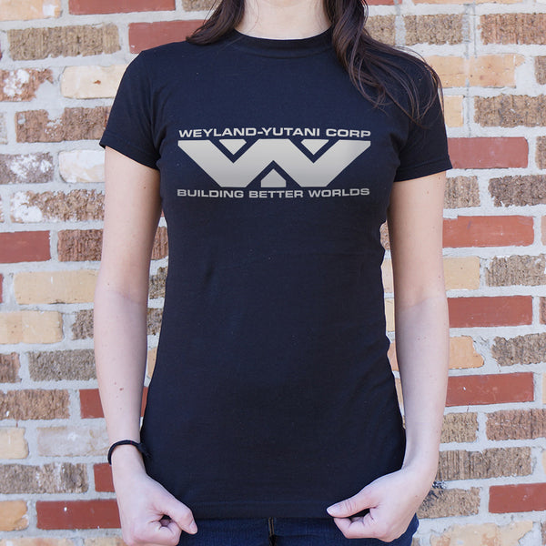 Weyland Yutani Corp T-Shirt | Women's Short Sleeve Top - The Updated Ones