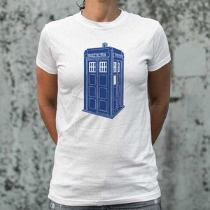 Who's Your Doctor? T-Shirt | Women's Short Sleeve Top - The Updated Ones