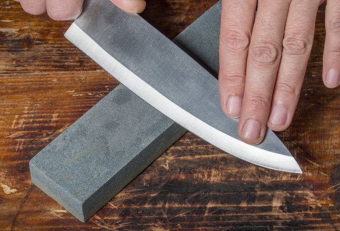 Is knife sharpening a lost art?