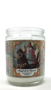 Guardian Angel Prayer Candle