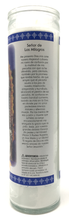 Load image into Gallery viewer, Our Father of Miracles Prayer Candle - Spanish Prayer