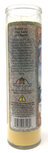 Load image into Gallery viewer, Our Lady of Charity Prayer Candle - English Prayer