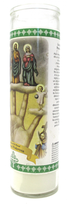 Powerful Hand Prayer Candle Thumb