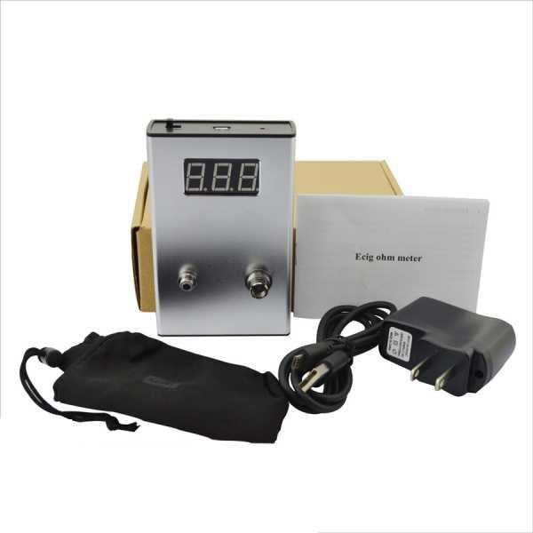 2-IN-1 VOLT/OHM METER