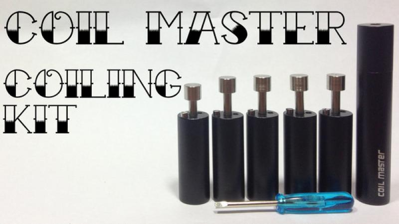 COIL MASTER COIL JIG