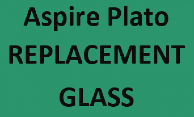 PLATO REPLACEMENT GLASS