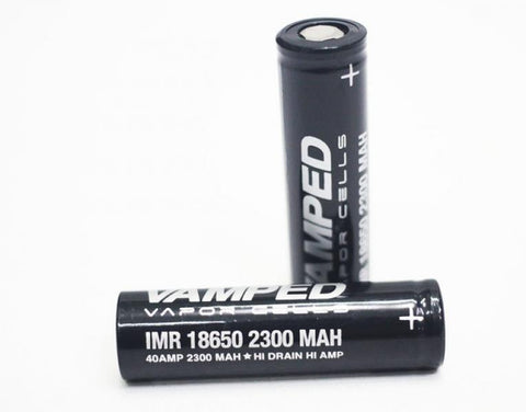 40 AMP 2300 MAH 18650 FROM VAMPED