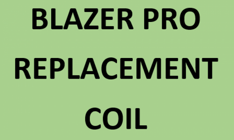 BLAZER PRO REPLACEMENT COIL (3-pack)