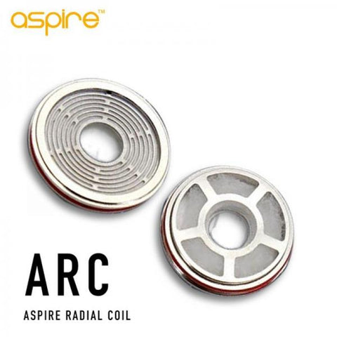 Aspire Revvo Replacement Radial Coil