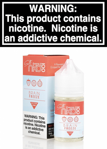 NAKED 100 SALT NICOTINE BY USA Vape Lab