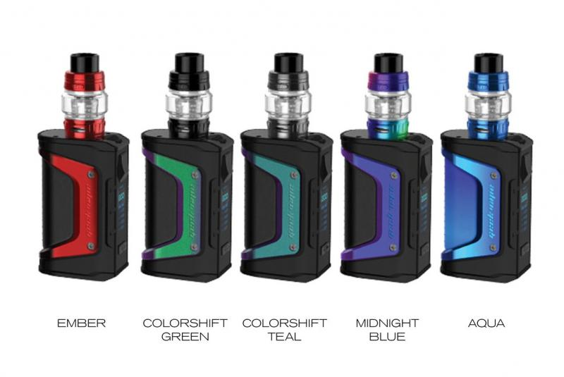 GEEKVAPE AEGIS LEGEND 200W STARTER KIT WITH 4ML ALPHA TANK