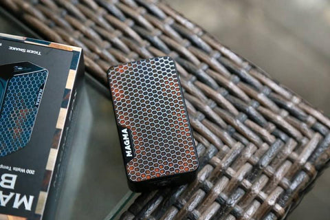 Famovape Magma 200W TC Box Mod - Tiger Snake Black Frame