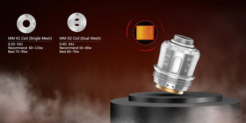 GEEKVAPE ALPHA MESHMELLOW REPLACEMENT COIL - PACK OF 3