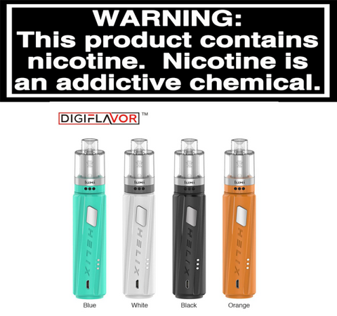 Digiflavor Helix Starter Kit With 4ML Lumi Sub-Ohm Tank