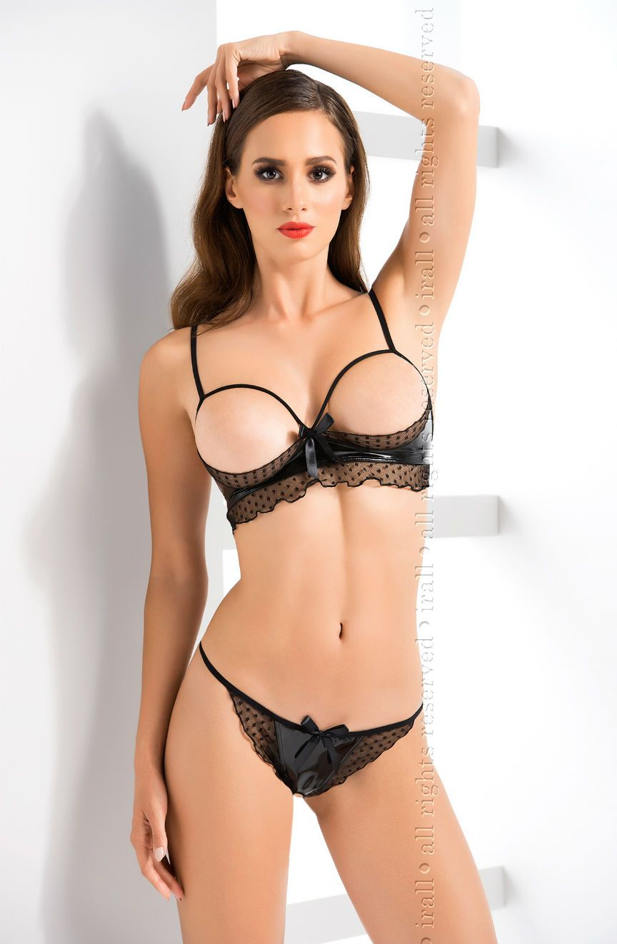 BRA - BLACK - IRALL JOY SET - AvecEnvie