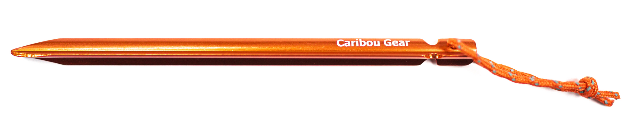 Caribou Gear Hunters Tarp Tent Stakes