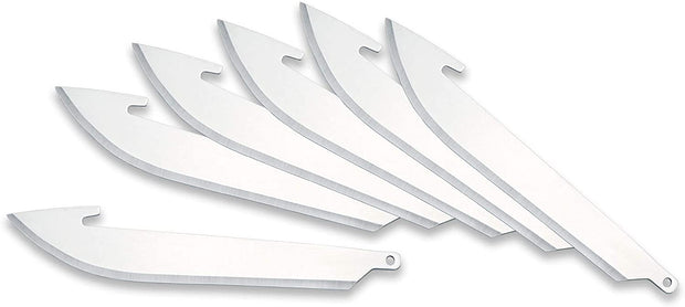 "3.5"" Drop Point Blades by Outdoor Edge"