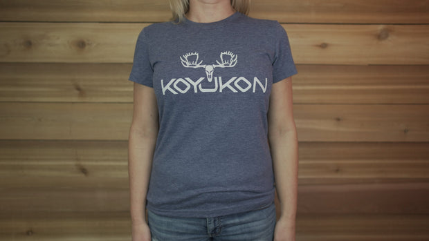 Women's Short Sleeve- Full Logo