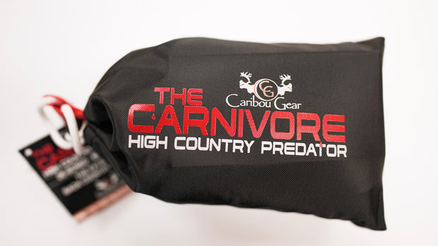 The Carnivore - Boned Out Game Bags for Elk Sized Game