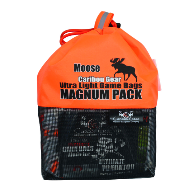 Magnum Pack Large - M.O.B (Meat On Bone) for Moose and Buffalo [SHIPS FREE]