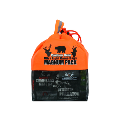 Magnum Pack Small - M.O.B (Meat On Bone) for deer, sheep, blk bear, antelope [SHIPS FREE]